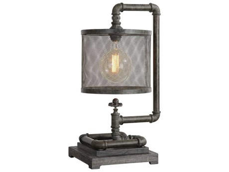 Uttermost Bristow Industrial Table Lamp UT295551