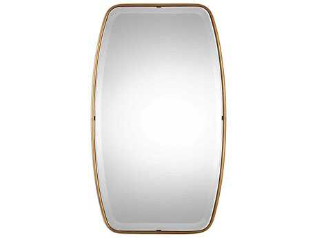 Uttermost Canillo Antique Gold 21''W x 36''H Wall Mirror UT09145