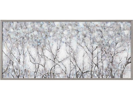 Uttermost Canopy Of Lights Canvas Wall Art UT31410