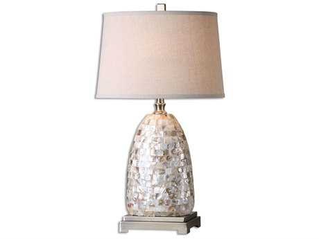 Uttermost Capurso Capiz Shell Table Lamp UT26505