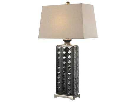 Uttermost Casale Aged Gray Table Lamp UT27053