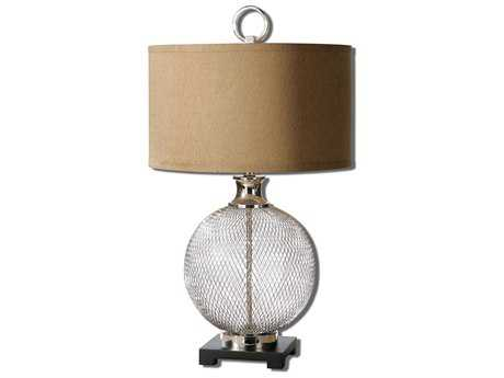 Uttermost Catalan Metal Accent Table Lamp UT265891