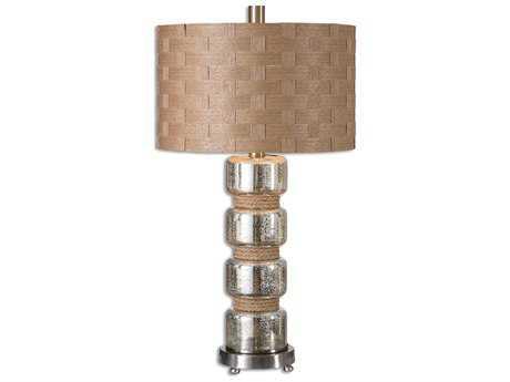 Uttermost Cerreto Mercury Glass Table Lamp UT266041