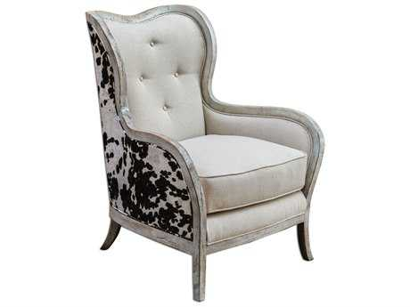 Uttermost Chalina High Back Accent Chair UT23611