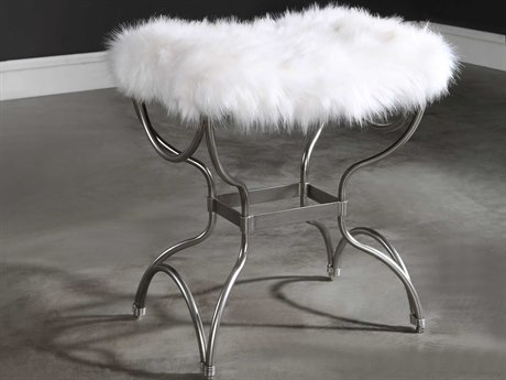 Uttermost Channon Accent Stool