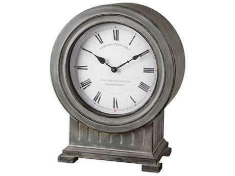Uttermost Chouteau Mantel Clock UT06088