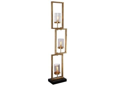 Uttermost Cielo Glass Floor Lamp UT281891