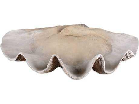 Uttermost Clam Shell Bowl UT19800