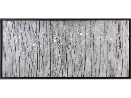 Uttermost Constance Lael-linyard Snowfall Modern Landscape Art UT31405