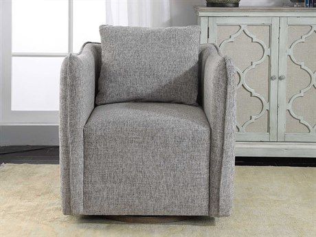 Uttermost Corben Swivel Accent Chair