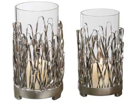 Uttermost Corbis Candle Holder (2 Piece Set) UT19784