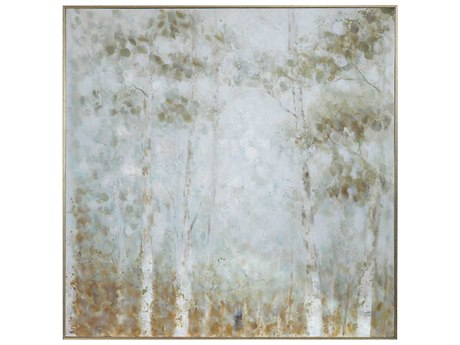 Uttermost Cotton Woods Canvas Wall Art UT31417