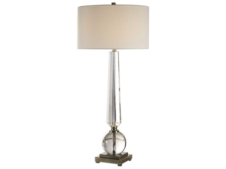Uttermost Crista Crystal Buffet Lamp UT27883