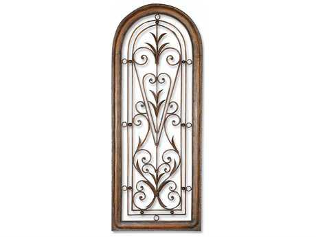 Uttermost Cristy Petite Metal Wall Art UT13205
