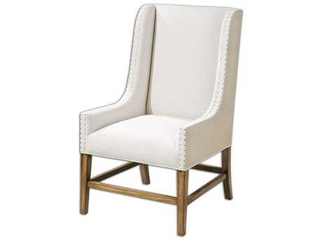 Uttermost Dalma Linen Wing Accent Chair UT23189