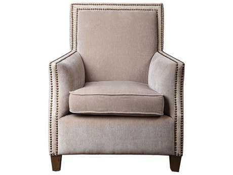 Uttermost Darick Oatmeal Accent Chair UT23275