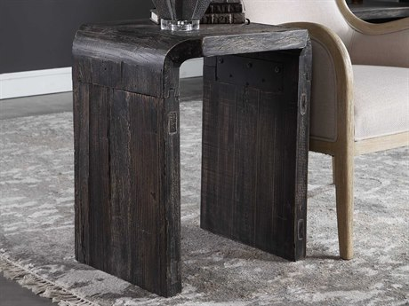 Uttermost Elvin 20'' Wide Square End Table UT24868