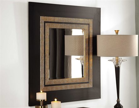 Uttermost Faisal Square Wall Mirror UT09448
