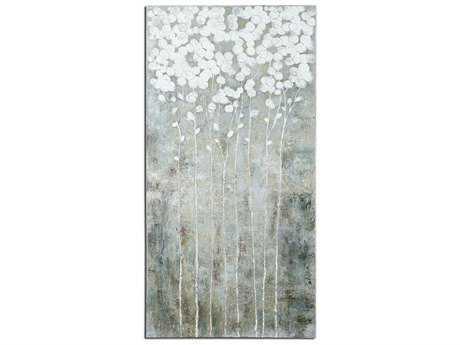 Uttermost Cotton Florals Wall Art UT41908