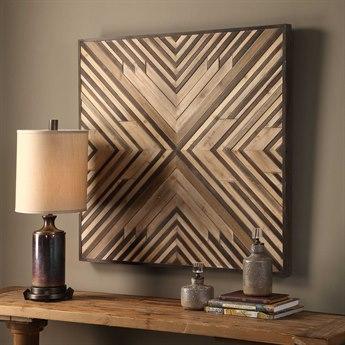 Uttermost Floyd Wood Wall Art UT04160