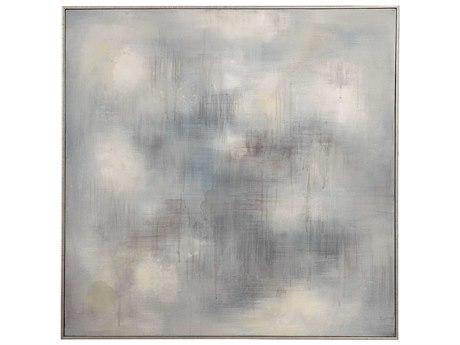 Uttermost Foggy Canvas Wall Art UT34397