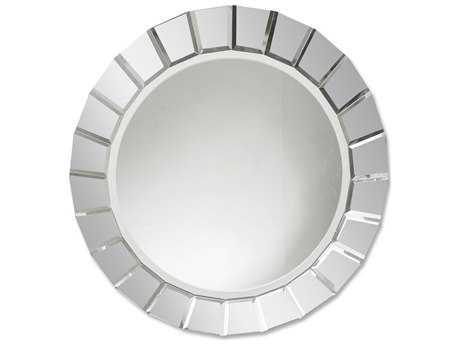 Uttermost Fortune 34 Frameless Round Wall Mirror UT11900B