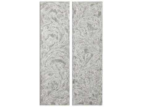 Uttermost Frost On The Window Wall Art (Set of 2) UT35500
