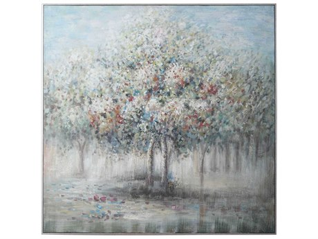 Uttermost Fruit Trees Canvas Wall Art