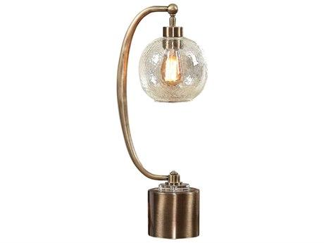 Uttermost Gacinia Crystal Glass Buffet Lamp UT296301
