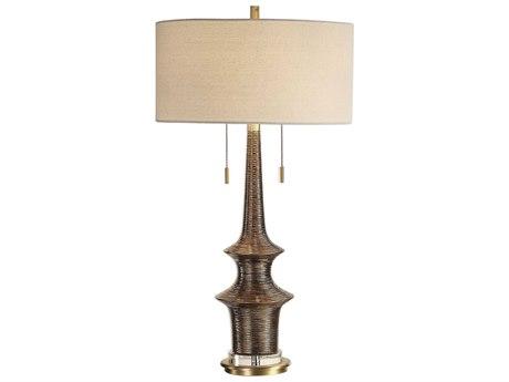 Uttermost Galatea Crystal Buffet Lamp UT27845