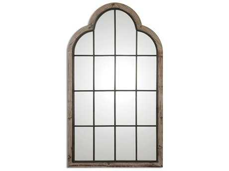 Uttermost Gavorrano 48 x 80 Oversized Arch Wall Mirror UT09524