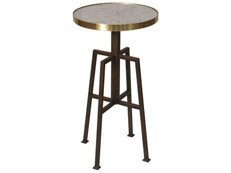 Uttermost Gisele 14'' Wide Round Pedestal Table UT25986
