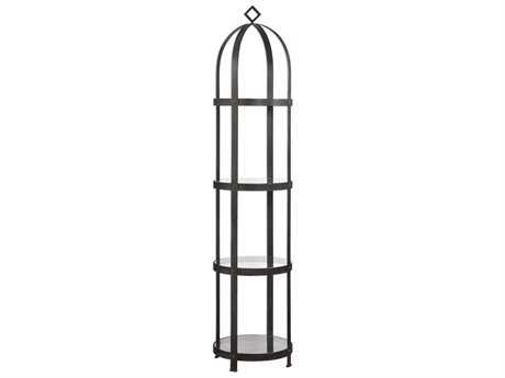 Uttermost Grace Feyock Welch Industrial Iron Etagere UT24675