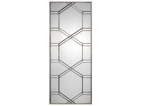 Uttermost Grace Feyock Kennis Silver Leaner Mirror