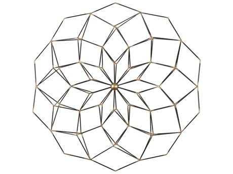 Uttermost Grace Feyock Dorrin Geometric Floral Art