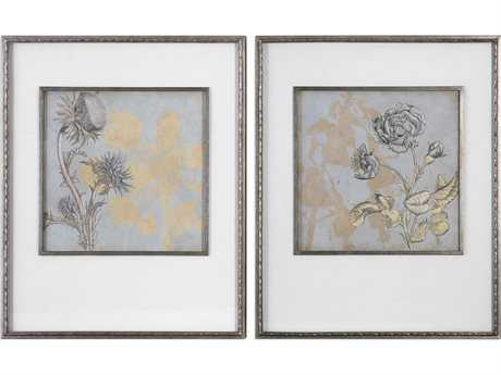 Uttermost Grace Feyock Shadow Florals Prints (Set of Two) UT41562