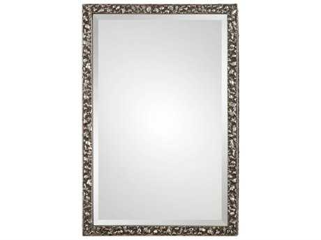 Uttermost Grace Feyock Alshon Metallic Silver Mirror