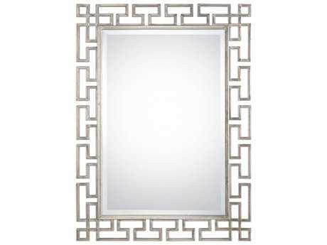 Uttermost Grace Feyock Agata Silver Wall Mirror
