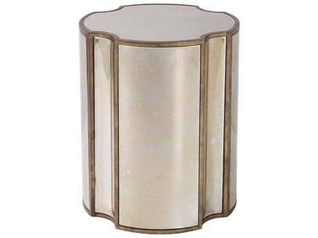 Uttermost Harlow 20'' Wide Drum Table