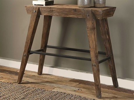 Uttermost Hayes 37'' Wide Rectangular Console Table UT24836