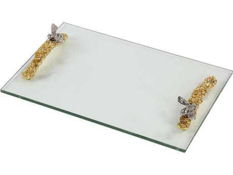 Uttermost Hive Glass Tray UT20197