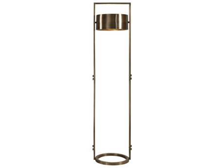 Uttermost Ilario Glass Floor Lamp