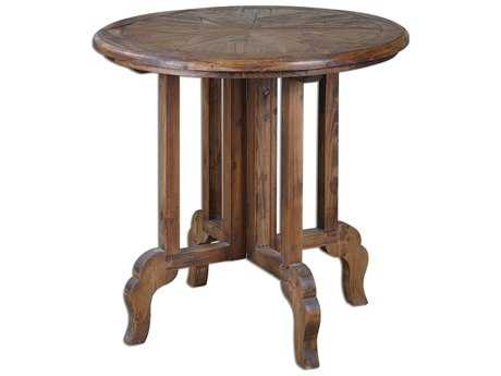 Uttermost Imber 31.5 Round Accent Table UT24372