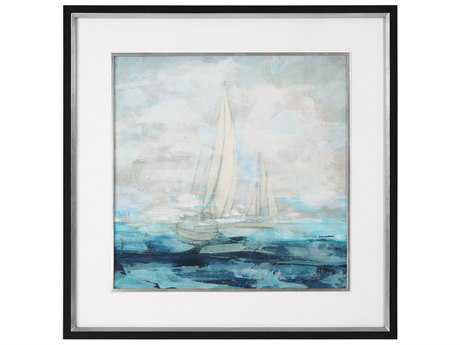 Uttermost Into The Distance Sailing Print UT41573