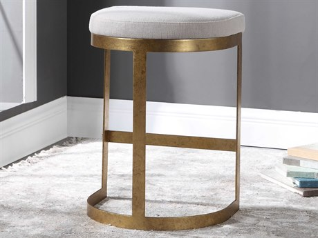 Terrific Worlds Away Arm Counter Height Stool Hazel Brb Gmtry Best Dining Table And Chair Ideas Images Gmtryco
