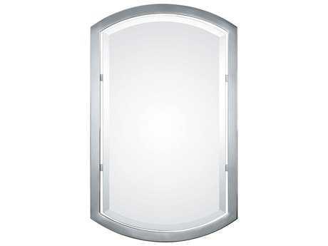 Uttermost Jacklyn 23 X 37 Arched Metal Wall Mirror Ut01128