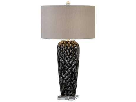 Uttermost Jim Parsons Patras Mocha Bronze Buffet Lamp
