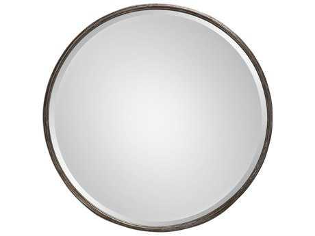 Uttermost Jim Parsons Nova Round Metal Mirror UT09034