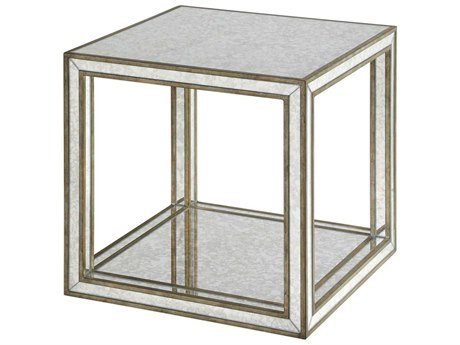 Uttermost Julie 18'' Wide Square End Table UT24789