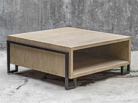 Uttermost Kailor 44'' Wide Rectangular Coffee Table UT25876
